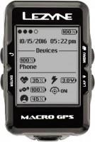 Велокомпьютер / спидометр Lezyne Macro GPS