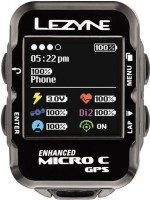 Велокомпьютер / спидометр Lezyne Micro Color GPS