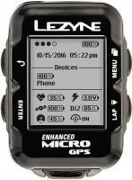 Велокомпьютер / спидометр Lezyne Micro GPS