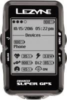 Велокомпьютер / спидометр Lezyne Super GPS