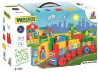 Конструктор Wader Middle Blocks 41583