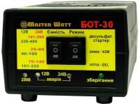 Пуско-зарядное устройство Master Watt BOT-30
