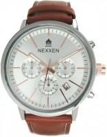 Наручные часы Nexxen NE9903CHM RC/SIL/BRN
