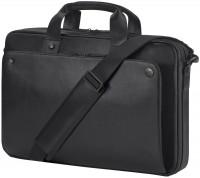 Сумка для ноутбуков HP Leather Black Top Load 17.3