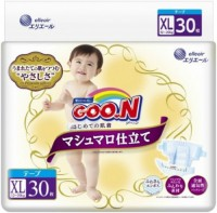 Фото - Подгузники Goo.N Super Premium Marshmallow XL / 30 pcs
