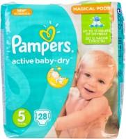 Фото - Подгузники Pampers Active Baby-Dry 5 / 28 pcs