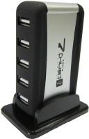 Картридер/USB-хаб Lapara LA-UH7315
