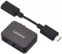 Фото - Картридер/USB-хаб Lenovo T-Hub-WW