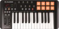 MIDI клавиатура M-AUDIO Oxygen 25 MK IV