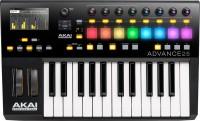 MIDI клавиатура Akai Advance 25
