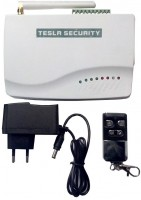 Фото - Комплект сигнализации Tesla GSM-550