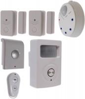Фото - Комплект сигнализации interVision FLAT PRO GSM