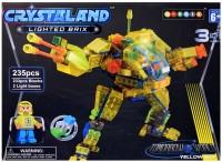 Конструктор Ntoys Yellow Bot 99036 3 in 1