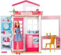 Кукла Barbie 2-Story House and Doll DVV48