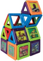 Конструктор Magformers Teenage Mutant Ninja Turtles Set 67003