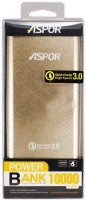 Powerbank аккумулятор Aspor Q389
