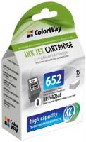 Картридж ColorWay CW-H652XLB-I