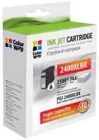 Картридж ColorWay CW-PGI-2400XLBK