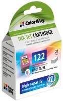 Картридж ColorWay CW-H122XLC-I