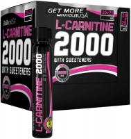 Фото - Сжигатель жира BioTech L-Carnitine 2000 Ampule 20x25 ml