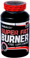 Сжигатель жира BioTech Super Fat Burner 120 tab