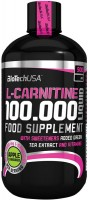 Сжигатель жира BioTech L-Carnitine 100.000 Liquid 500 ml