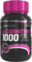 Сжигатель жира BioTech L-Carnitine 1000 mg 30 tab