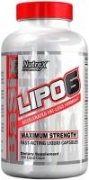 Сжигатель жира Nutrex Lipo-6 120 cap