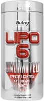 Сжигатель жира Nutrex Lipo-6 Unlimited 120 cap