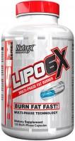 Сжигатель жира Nutrex Lipo-6X 120 Cap