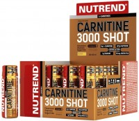 Сжигатель жира Nutrend Carnitine 3000 Shot 20x60 ml