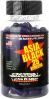 Сжигатель жира Cloma Pharma Asia Black 25 100 cap