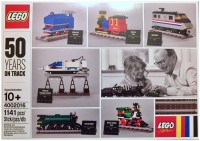 Фото - Конструктор Lego 50 Years on Track 4002016