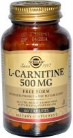 Сжигатель жира SOLGAR L-Carnitine 500 mg 60 tab