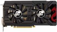 Фото - Видеокарта PowerColor Radeon RX 570 AXRX 570 8GBD5-3DHD/OC
