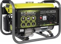 Электрогенератор Konner&Sohnen KS 2800A