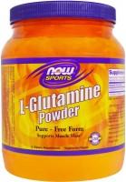 Аминокислоты Now L-Glutamine Powder 454 g