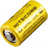 Аккумуляторная батарейка Nitecore 1xCR2