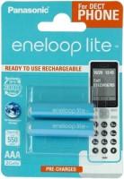 Аккумуляторная батарейка Panasonic Eneloop Lite Dect 2xAAA 550 mAh
