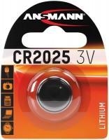 Аккумуляторная батарейка Ansmann 1xCR2025