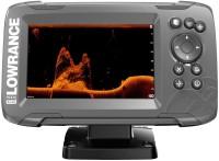 Эхолот (картплоттер) Lowrance Hook2 5x GPS SplitShot