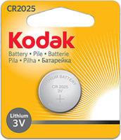 Аккумуляторная батарейка Kodak 1xCR2025