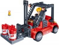 Фото - Конструктор BanBao Forklift 8778