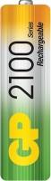 Аккумуляторная батарейка GP Rechargeable 1xAA 2100 mAh
