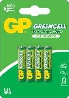 Аккумуляторная батарейка GP Greencell 4xAAA