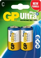 Аккумуляторная батарейка GP Ultra Plus 2xC