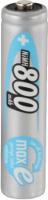 Аккумуляторная батарейка Ansmann maxE 1xAAA 800 mAh