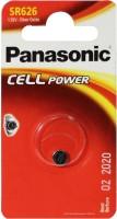 Фото - Аккумуляторная батарейка Panasonic 1x377