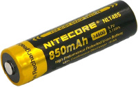 Аккумуляторная батарейка Nitecore NL1485 850 mAh