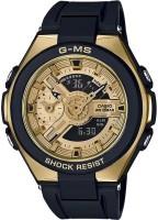 Фото - Наручные часы Casio MSG-400G-1A2